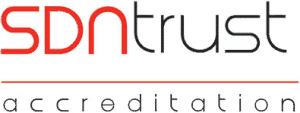SDN Trust Logo for Accredited Singapore Dating Agency