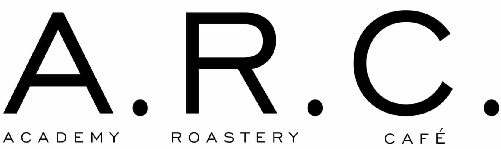 A.R.C. typography logo