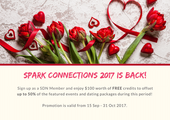 Spark Connections is back!