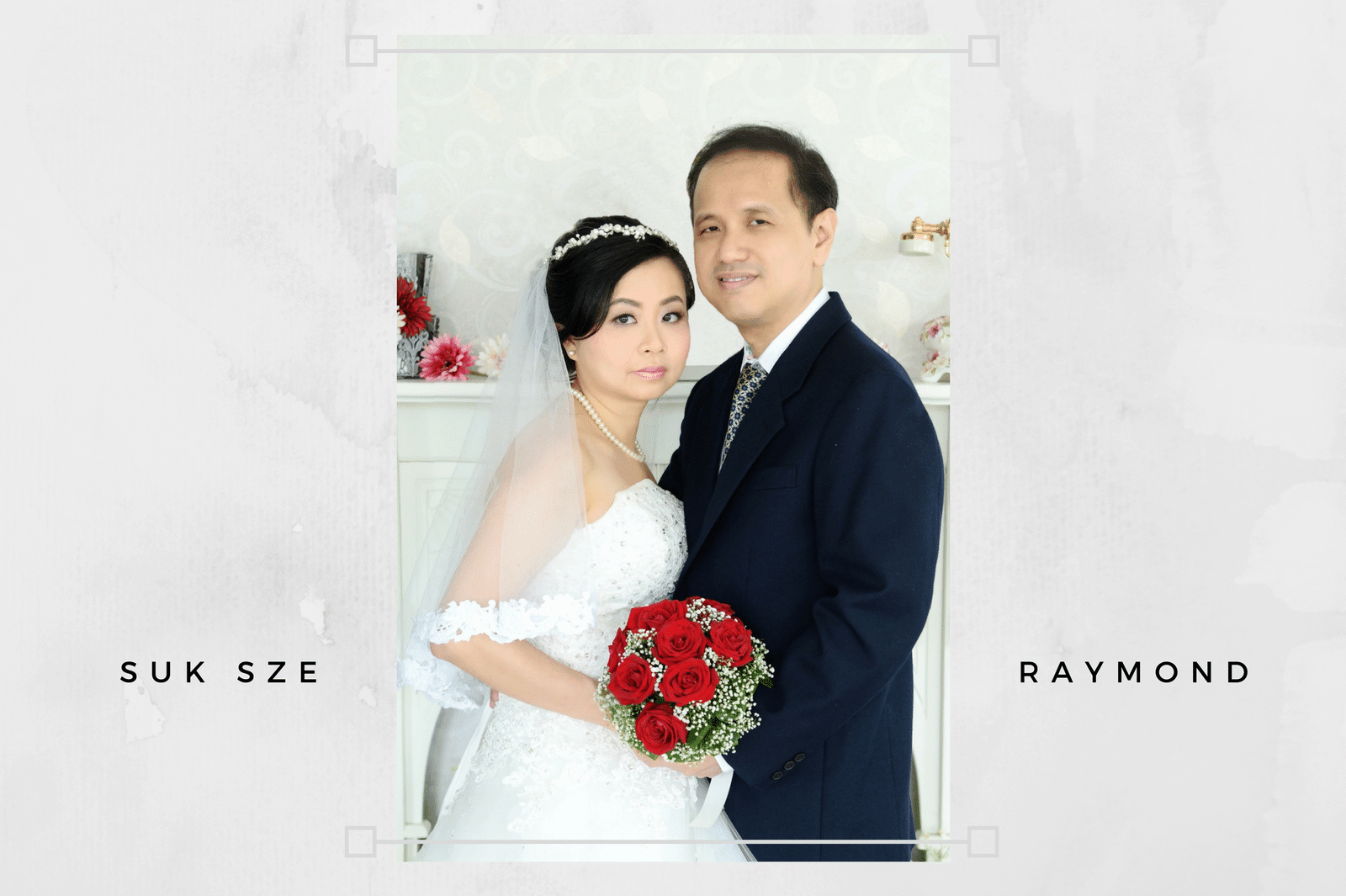Raymond and Suk Sze