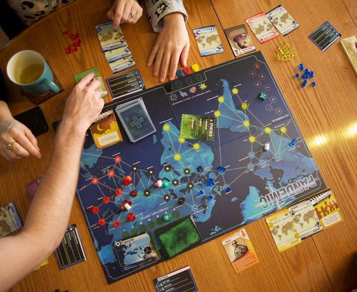 15 Best Two Player Board Games for 2020 - Games for Two People