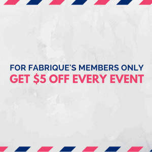 $5 off event