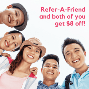 Refer a friend for dating