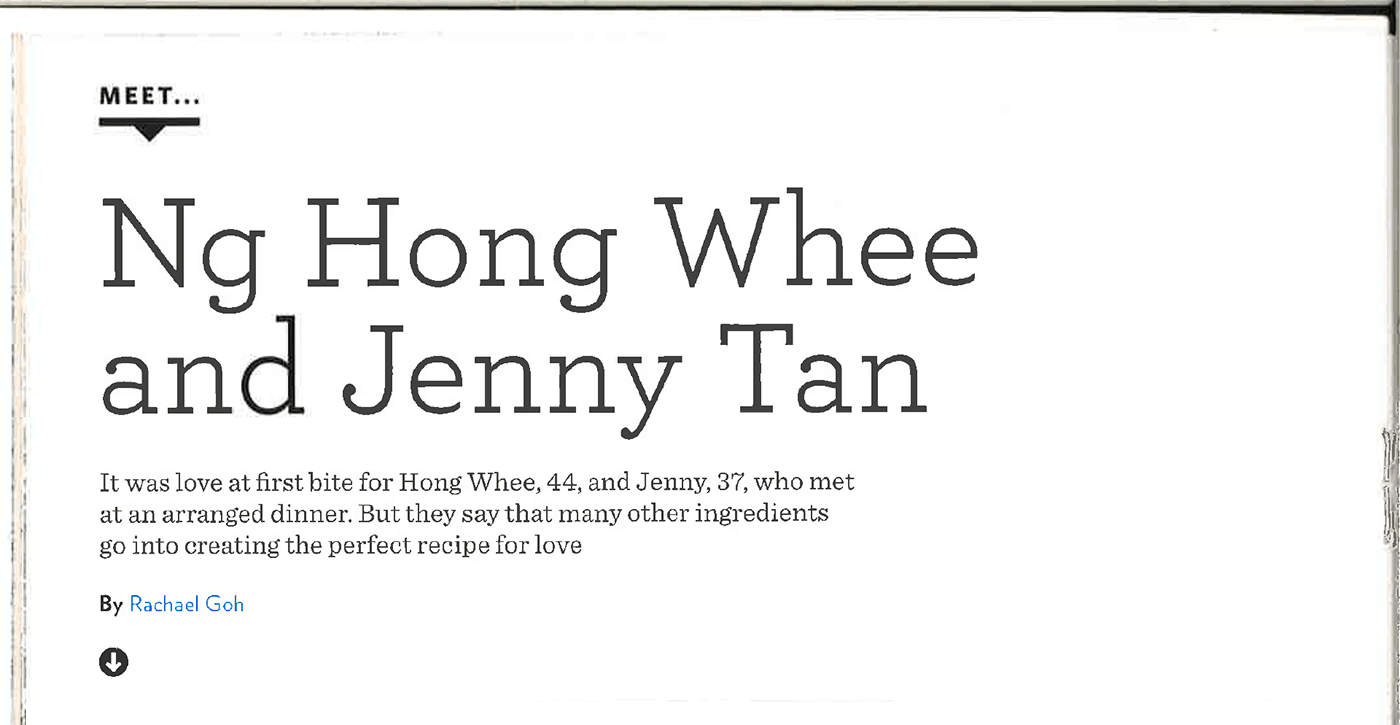 Jan 2017 Issue: Ng Hong Wgee and Jenny Success Story