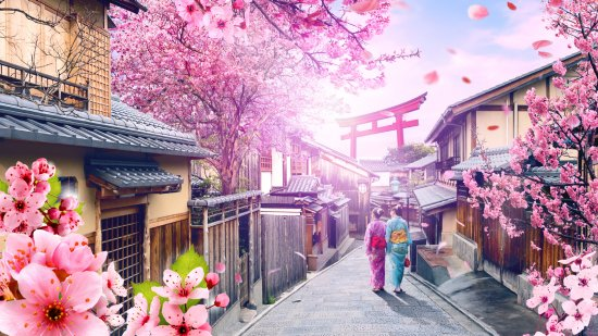 Cherry blossoms dating friendship and marriage