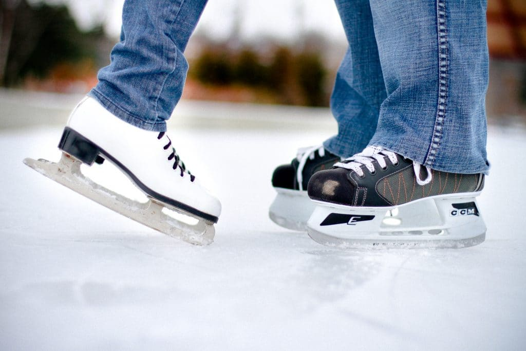 ice skating dating
