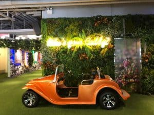 Fabrique Love Event: Golf and Drinks Night - Vintage Buggy Car