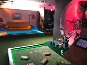Fabrique Love Event: Golf and Drinks Night 6