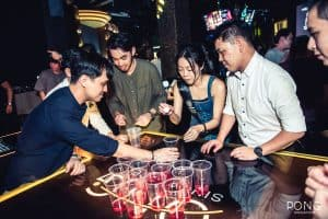 Fabrique Love Event: Pong Night 1