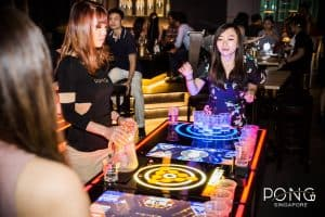 Fabrique Love Event: Pong Night 3