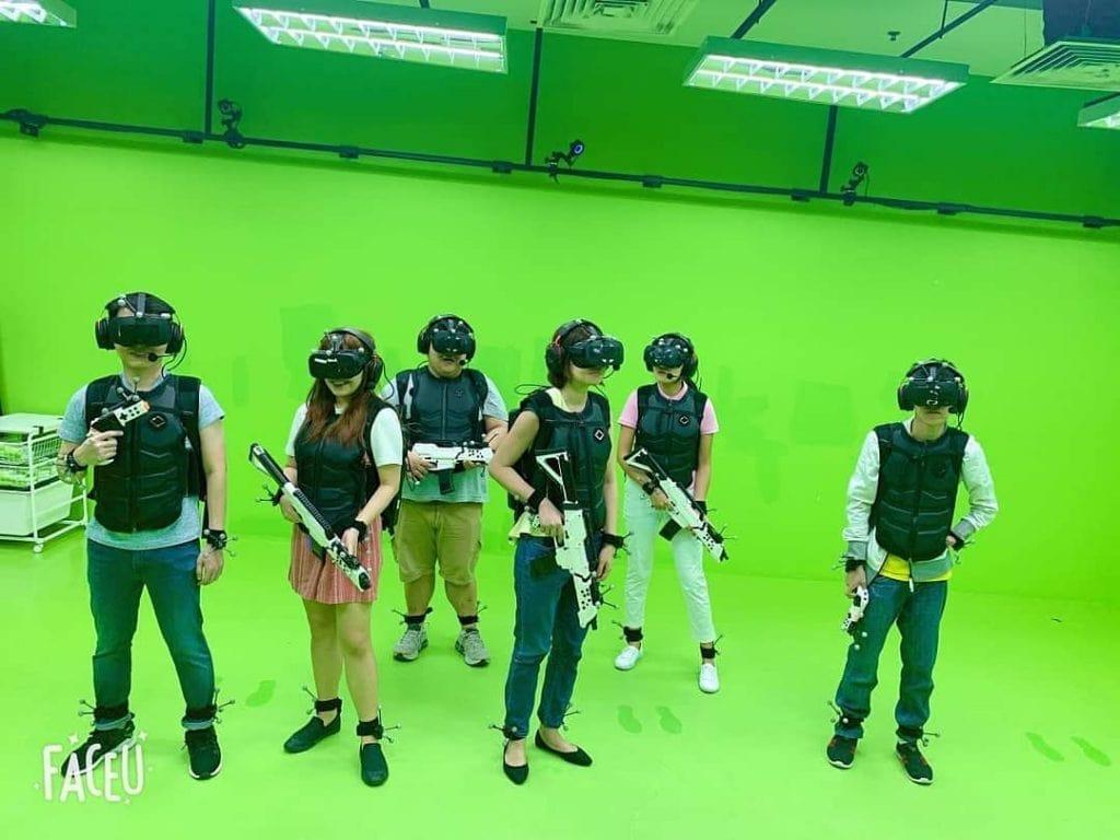 Virtual Reality Adventure