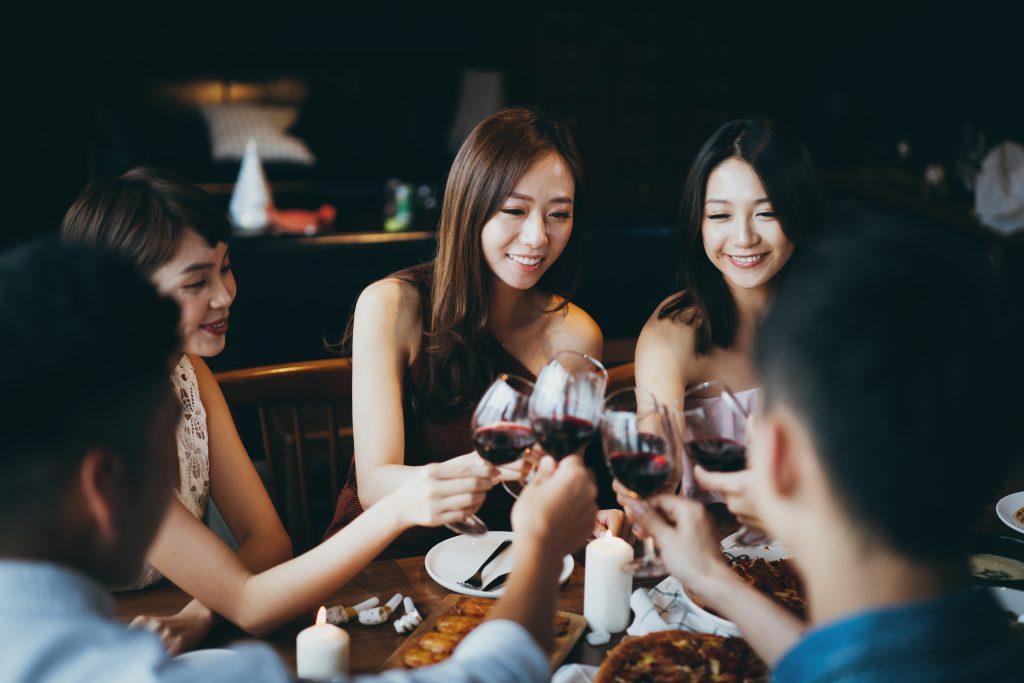 Dating lunsj Singapore