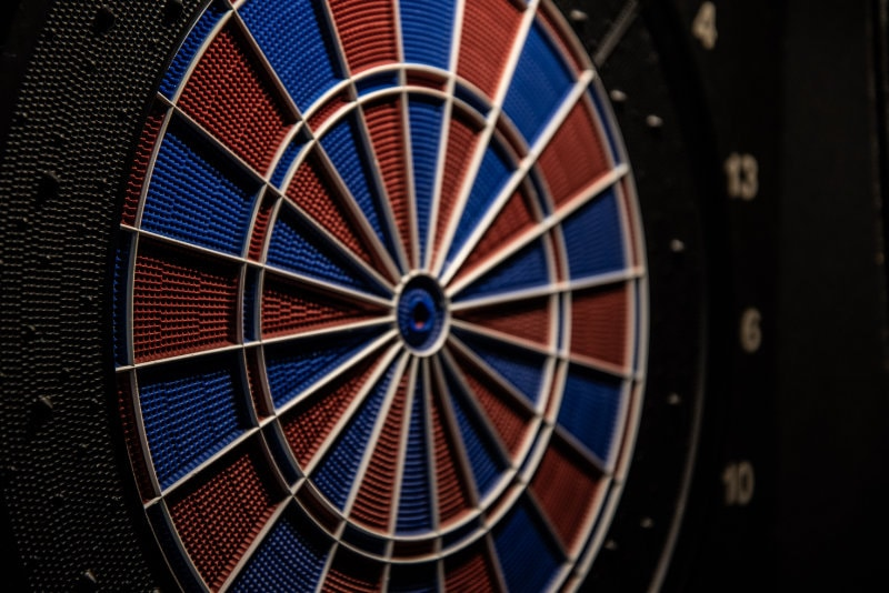 A game of darts first date ideas